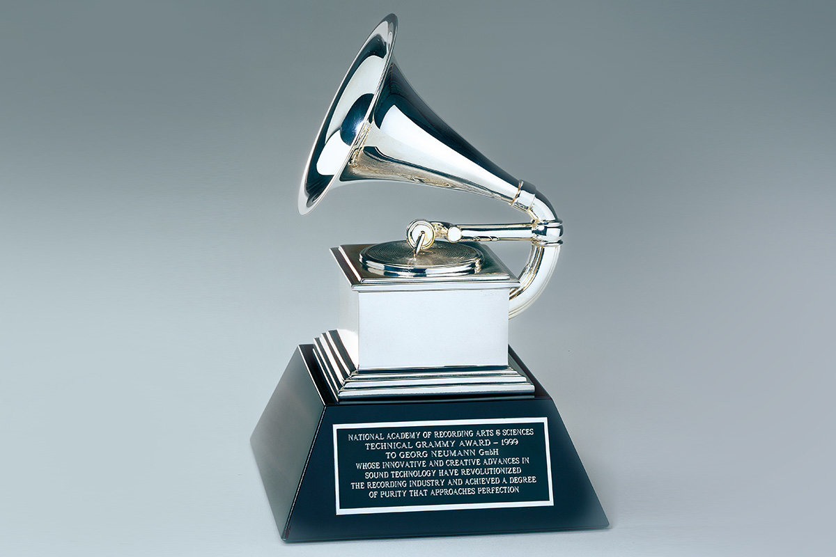 Technical Grammy 1999 - A highlight of the history of the company so far was certainly the Technical Grammy of 1999, awarded in recognition of all of its technological accomplishments.