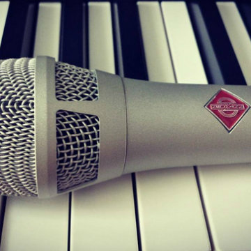 Neumann antoniomeres loves his Neumann KMS 105