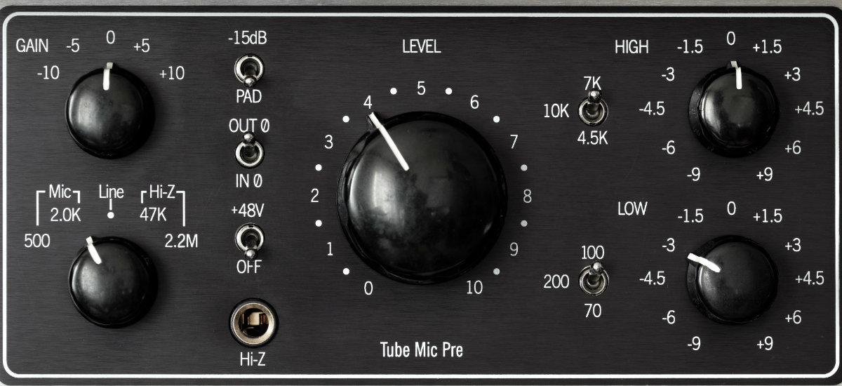 How To Set Up Your Preamp
