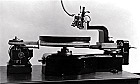 Disc cutting machine (in the 30's)