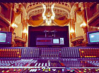 Mixing consoles at the theatre 'Theater des Westens', Berlin