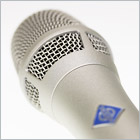 KMS 105 D digitlal vocal microphone: Detail view