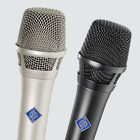 Zoom: KMS 104 D und KMS 105 D digitale vocal microphones