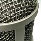 Tube microphone M 147: Detail view of the head grille