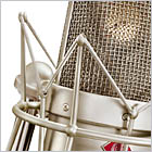 TLM 49 studio microphone: Detail view