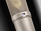 The U 87 Ai awarded as the best microphone