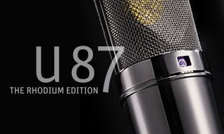 The U 87 Rhodium Edition